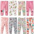 La alta calidad del bebé polainas de las muchachas de invierno de larga duración pantalones leggings niño kd 7 lápiz niños pantalones niños pantalones de algodón