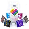 Davidsource seis en sexo 24 unidades pinchos hilo condón excita ribbe smooth ultra thin condones establecen anticonceptivo envío gratis