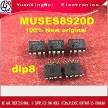 Fret gratuit 1 pièces 5 pièces 100% nouveau ORIGINAL MUSES 8920 MUSES8920 MUSES8920D audio FET entrée op amp