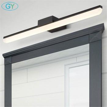 LED Mirror Light Wall Lamp Modern Sconce Waterproof L40cm L50cm L60cm L70cm Indoor Decor Lighting Fixture Makeup Bathroom lampen