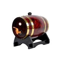 5L Oak barrels Red wine barrels Wine barrel Kegs Wine barrel for Home bar Winery Restaurant Decoration