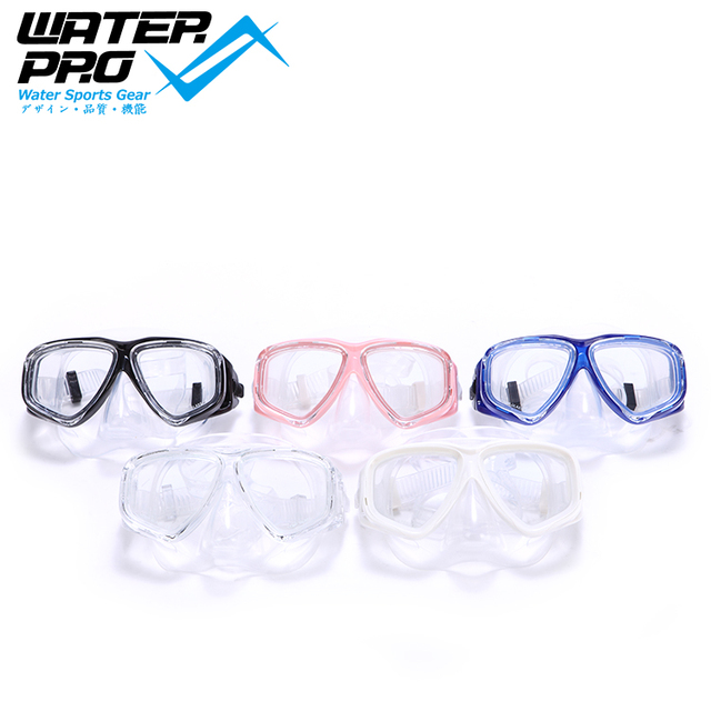 Water Pro Vyper Mask Scuba Diving Silicone Mask