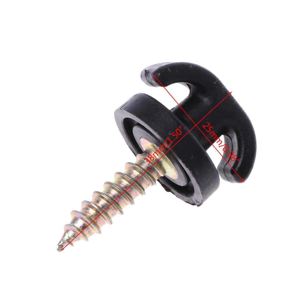 2 uds coche Universal posterior tronco sobre carga de amarre de red en anillo de gancho bucle colgante