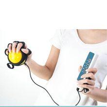 Hand Massager Electric Charging Hot Compress Stroke Brain Hemiplegia Finger Rehabilitation