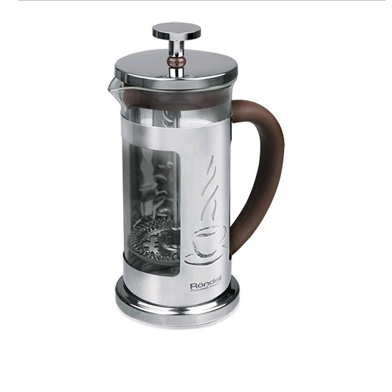 French-press Rondell Mocco Latte 1 L RDS-491 l godowsky french suite no 1