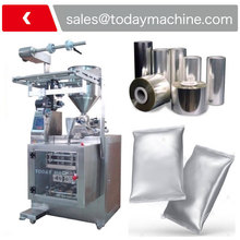 Flour / milk Powder Packing Machine Vertical Form Fill Seal machine 1kg flour pouch packaging machine 12 12mm expanded graphite packing ptfe filled 1kg black ptfe teflon graphite packing for compression packing seal