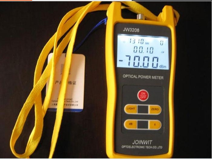 Jointwit Optical Power Meter