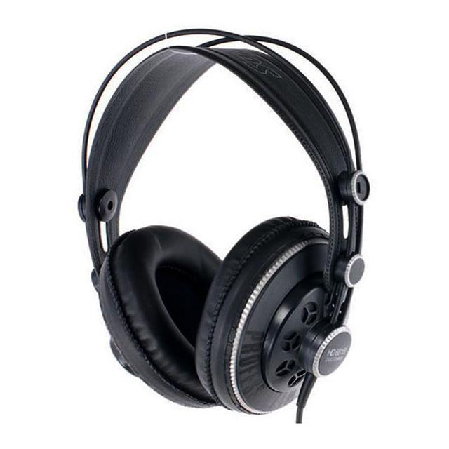 Profesional DJ Studio Auriculares Auriculares Superlux HD681B semiabierto Estéreo Dinámico Monitoreo Auriculares Profesionales