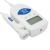Home Care 3 MHz Sonda Detector de Batimento Cardíaco Fetal LCD Pocket Pré Bebê Coração Monitor de Som Para O bebê