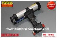 Free Shipping DIY Professional Use 15 Inches For 600ml Sausage Pneumatic Caulking Gun Pneumatic Caulk Gun