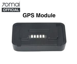 Image 4 - מקורי 70mai GPS מודול מהירות N קואורדינטות בינלאומי גרסה Fit עבור 70mai רכב DVR פרו & 70mai CamLite דאש GPS פונקצית