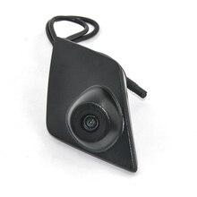 Цветной ПЗС высокое качество автомобильный Логотип Вид спереди Марка парковочная система камера для Renault Koleos Логотип Марка камера ночное видение