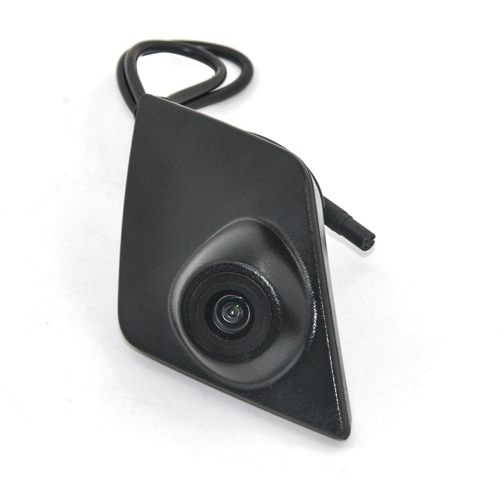 CCD couleur Haute Qualité Voiture Véhicule Logo Vue de Face Marque Système de Stationnement Caméra pour Renault Koleos logo marque caméra nuit vision