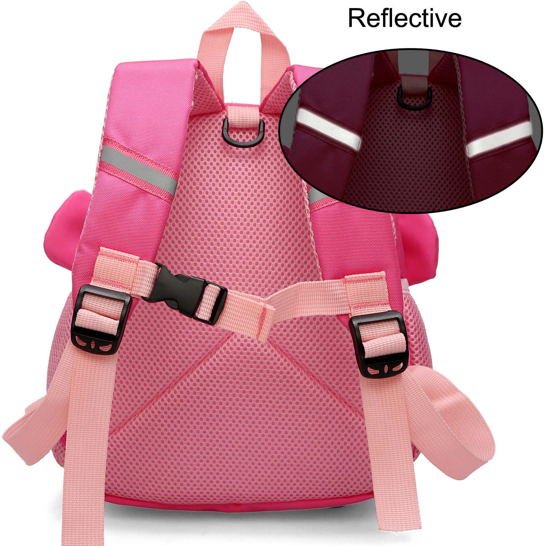 NIBESSER 3D мультфильм автомобильные рюкзаки от 2 до 5 лет Детские модные милые детские школьные сумки детский школьный рюкзак