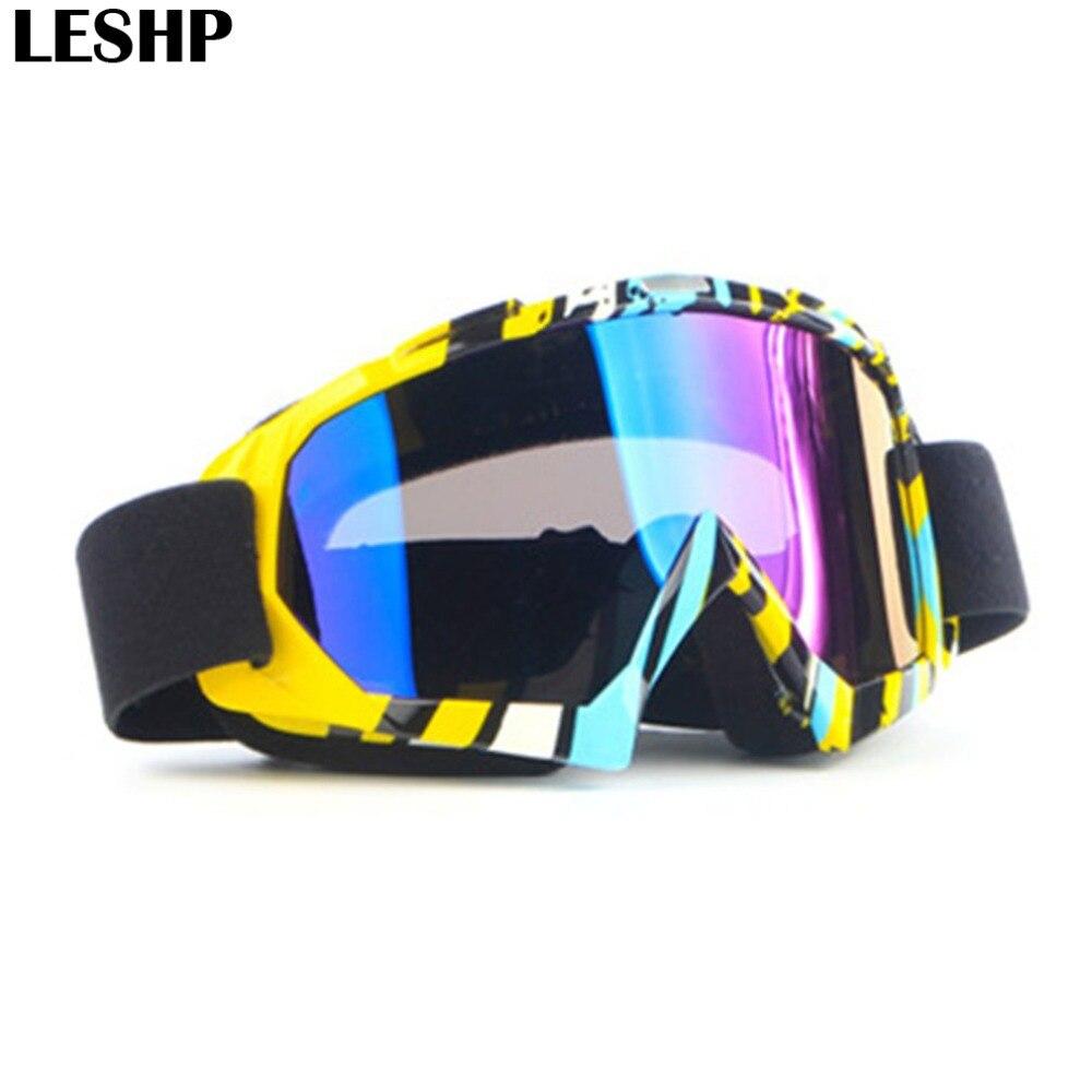 Мотоциклист Защитные очки Мотокросс защитный Очки очки для верховой езды лыжные очки для активного отдыха Лыжный Спорт для верховой езды