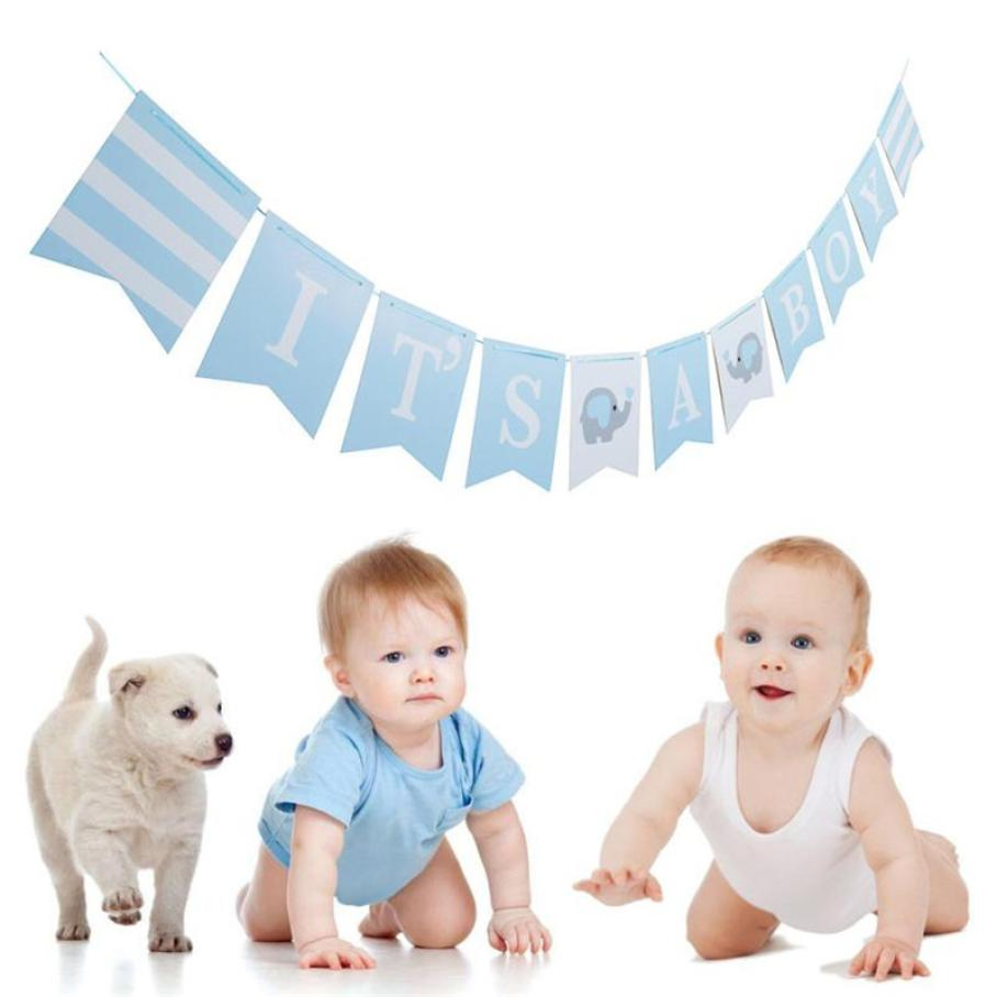 Wind Chimes & Hanging Decorations Wind Chimes Photos Picture Showing Wall Hanging Its A Girl/boy Happy Birthday Bunting Banner Paper Flag Party Hanging Decor Traveling