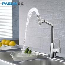 Pu постоянной pasun кухонный кран 360 градусов вращения растительное умывальника специальная раковина холодной и горячей воды PHL047