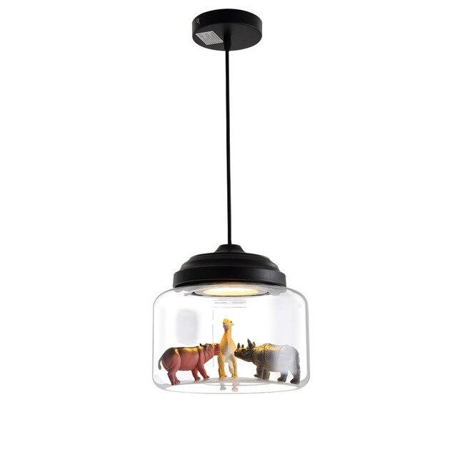 Nordic kinder schlafzimmer pendelleuchte moderne lampen für ...
