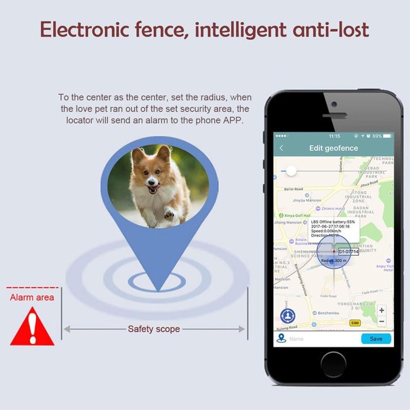 Pets Smart Activity Tracker 7
