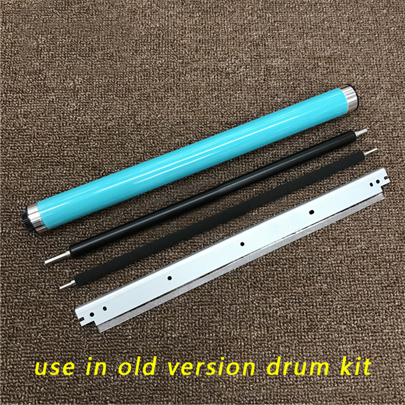 4pc/set Old Version OPC Drum/1pc+Cleaning Blade/1pc+PCR/1pc+PCR Cleaning Roller for Canon C5235 C5200 C5250 C5255 parts for canon imagerunner 3225 3230 3235 3235i 3245 3245i drum cleaning blade for canon ir 3225 3230 3235 3245 wiper blade page 6