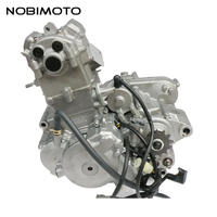 Motorbike 6 Speed Gearshift Water Cooled Engines For 6 Speed Gearshift Zongshen NC250 Water Cooled Engines