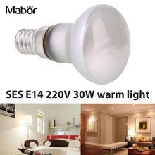 Прожектор осветительный прибор SES замена лампы в помещении прочная лампа накаливания винт тип кабинет отражатель гостиная дома