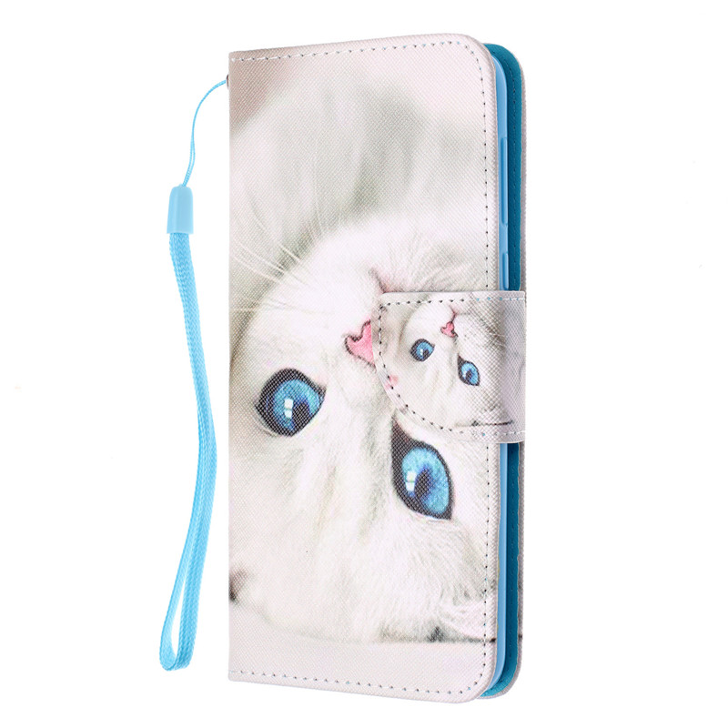 For Moto G6 Leather Cases on for Fundas Motorola Moto G6 Plus Case For Coque Moto G6 Case butterfly Flip Wallet Cover Phone Bag in Flip Cases from Cellphones Telecommunications
