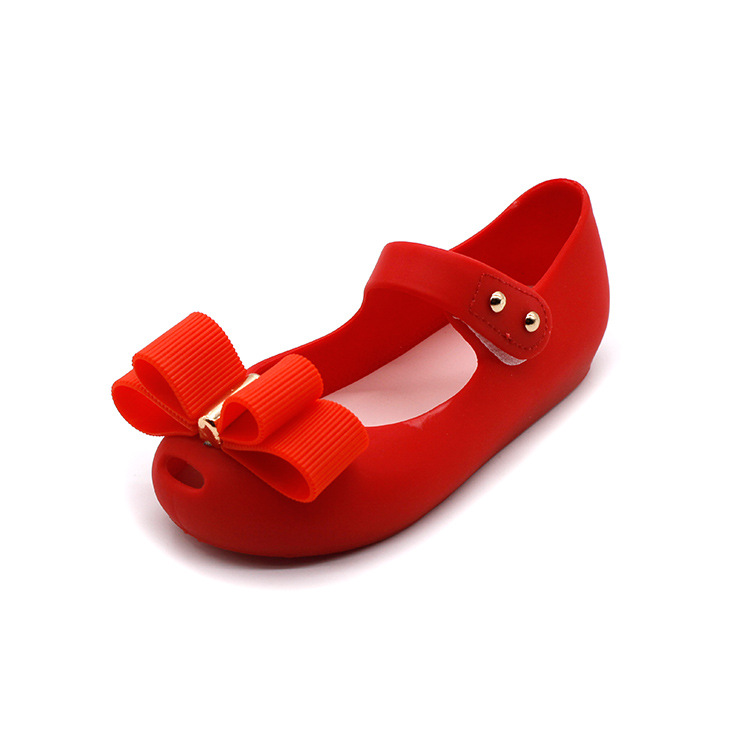 ebeb7457b3c7 Detail Feedback Questions about Mini Melissa Sandals Summer Kids Girls  Jelly Shoes bowknot 3 Color Sandals Melissa Shoes Girl Beach Sandals 14  16.5CM on ...
