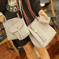 2016 новый ведро мешок женский тушеные, фаршированные булочки женская сумка хан издание кистями сумочка одноместный сумки на ремне, 4 раза
