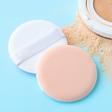 5 PCS Makeup Air Cushion Sponge Puff Kits Clear Silica Gel Smooth Powder Foundation BB Cream Facial Cosmetics Tools CW31