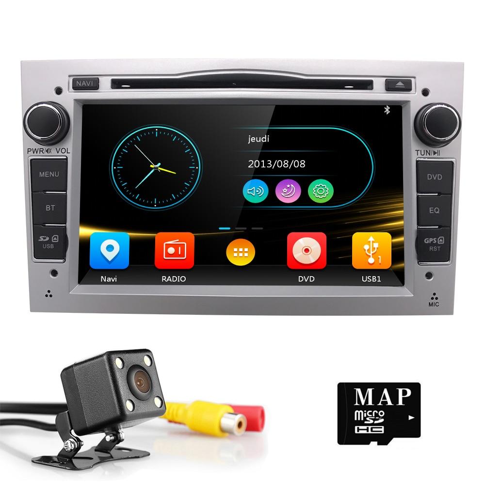 Factory Price Car DVD Player for Astra H Corsa Meriva Vivaro Tigra Signum Radio Stereo GPS Navigation MIRROR LINK