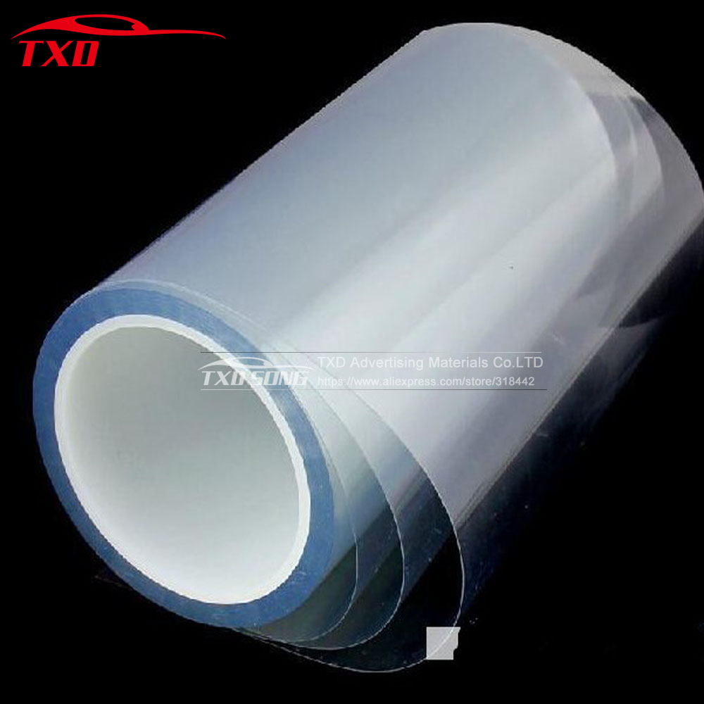 30/40/50/60X152CM/Roll Premium Transparent Car Protective Sticker/Auto Paint Protection Vinyl Foil paint protection film roll paint car adhesive vinyl rolls self healing rino high transparency and clearness 1 52m 15m