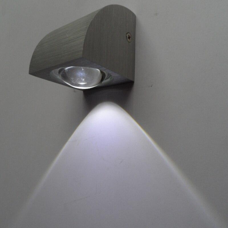 LED Wandleuchte Leuchte 3 watt Wandleuchte Veranda punktlicht für ...
