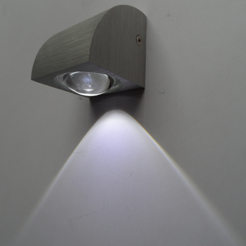 Lâmpadas de Parede lâmpada de parede levou luminária Material do Corpo : Alumínio