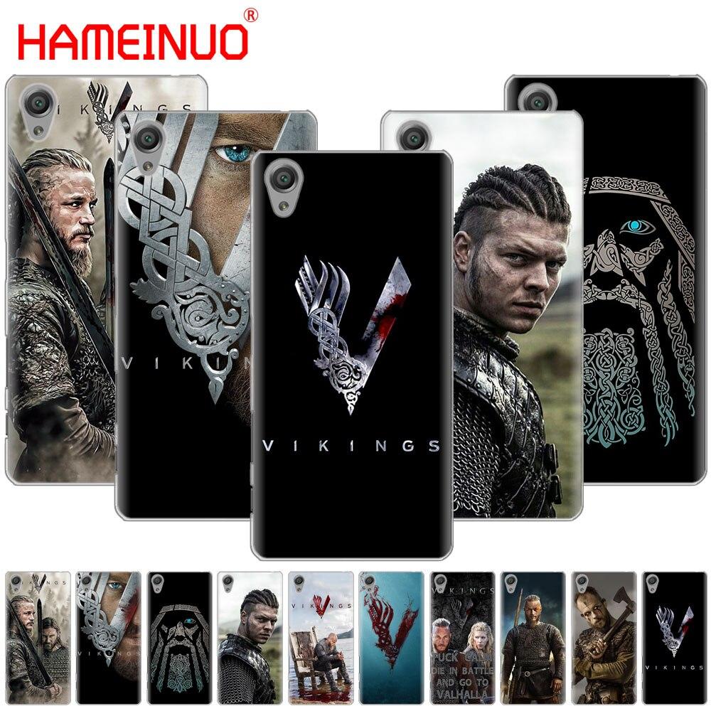 HAMEINUO Викинги серия 4 крышка телефона чехол для sony xperia z2 z3 z4 z5 mini плюс aqua M4 M5 E4 E5 E6 C4 C5 ...