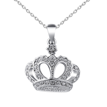 Women Necklace Alloy Chain