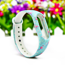 Colorful replacement strap for Xiaomi miband 2 smartband accessories