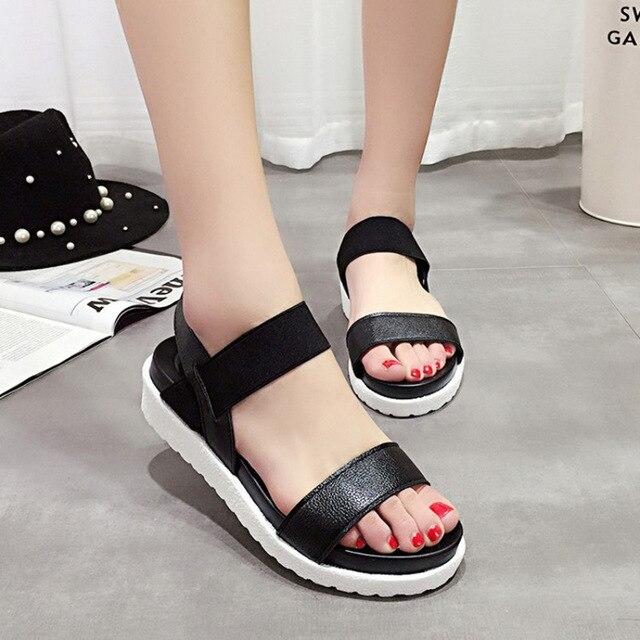 femmes sandales 2018 nouvelle peep toe sandales femmes