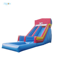 Free Delivery to Port Inflatable Pool Slide Inflatable Dry Slide Kids And Adults Toys Pool Slide For Sale