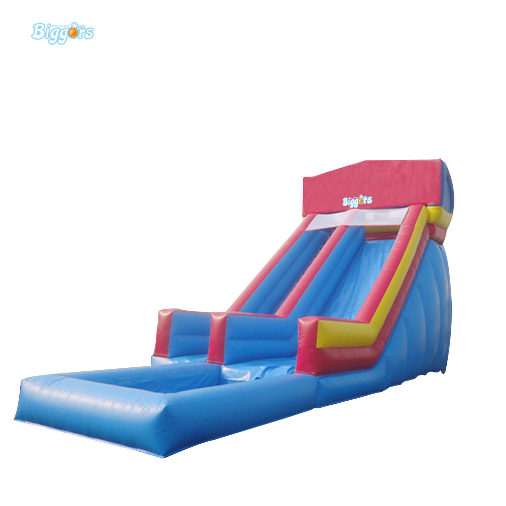 free delivery to port inflatable pool slide inflatable dry slide kids and adults toys pool slide
