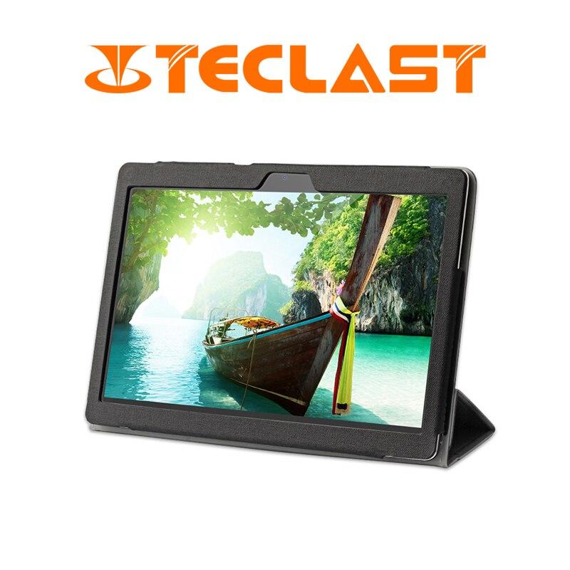 Teclast M20 soporte de cuero Flip caso para Telcast M20 10,1 pulgadas Tablet PC