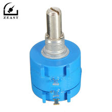 3590S-2-103L 3590 S 10 K Ohm BOURNS Rotary Wond Precision Potentiometer Pot 10 Ring Verstelbare Weerstand(China)