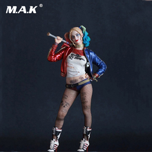 12″ Suicide Squad Joker Harley Quinn Action Figure Cartoon Anime