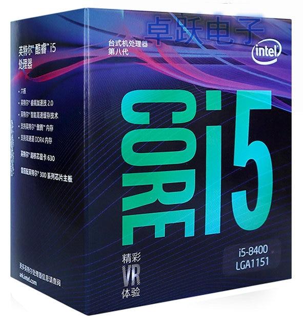 I5 8400..