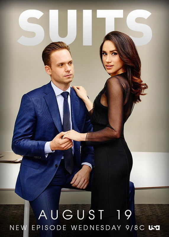 4131 Hot Movie TV Shows Suits 41 14