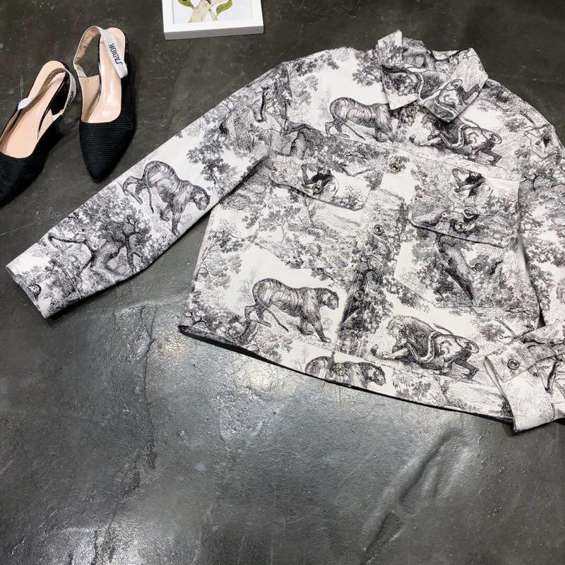 Marque Vestes De Et Vêtements Mode Luxe Partie Piste Manteaux Femmes 2019 L01165 Européenne Style Design UzwqT