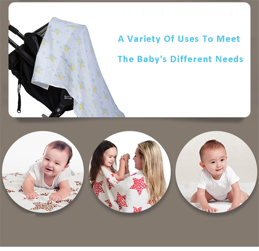Baby Wrapped Blanket Warm Care (11)