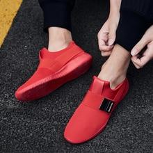 ARUONET Men Summer Mesh Casual Shoes Plus Size Flats For Men