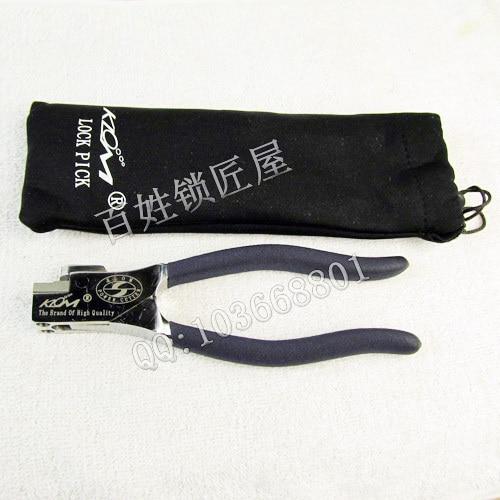 Original KLOM key cutter key tooth clamp Locksmith Tool Car Keys