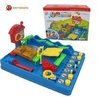 New Montessori desktop game early Educational Perplexus Bakham Maze Puzzle Parent child IQ Toys Aic Ball children birthday Gift